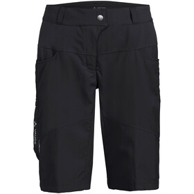 VAUDE Qimsa Shorts Women, black